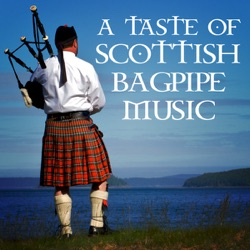 Various Artists - A Taste of Scottish Bagpipe Music (2011)