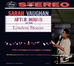 Sarah Vaughan - After Hours At The London House (1958)