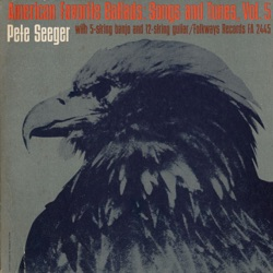 Pete Seeger - American Favorite Ballads: Songs and Tunes, Vol. 5 (1962)