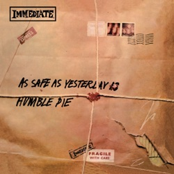 Humble Pie - As Safe As Yesterday Is (1969)