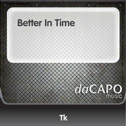 TK - Better In Time - EP (2008)