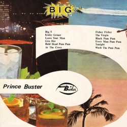Prince Buster - Big Five (1972)