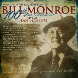 Various Artists - Bill Monroe - 100th Year Celebration (Live At Bean Blossom) (2011)