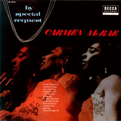 Carmen McRae - By Special Request (1955)