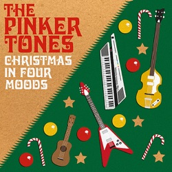 The Pinker Tones - Christmas In Four Moods - EP (2010)