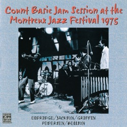 Count Basie - Count Basie Jam Session At the Montreux Jazz Festival 1975 (Live) (1975)