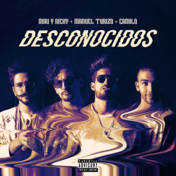 Mau y Ricky - Desconocidos - Single (2018)