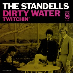 The Standells - Dirty Water / Twitchin' (Live) - Single (1966)
