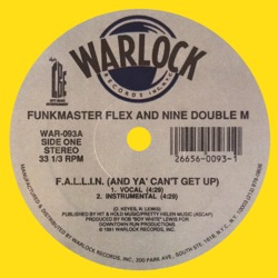 Funkmaster Flex & Nine Double M - F.A.L.L.I.N. (And You Can't Get Up) - EP (1991)