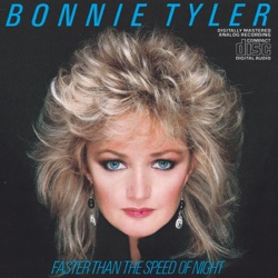 Bonnie Tyler - Faster Than the Speed of Night (1993)