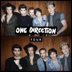 One direction - Four (2014)