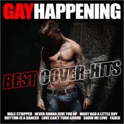 Various Artists - Gay Happening: Best Cover Hits (2018)