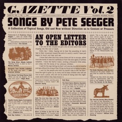 Pete Seeger - Gazette, Vol. 2 (1961)