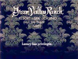 Various Artists - Green Valley Ranch, Resort, Spa & Casino : Las Vegas (Ernie Lake Presents) (2006)
