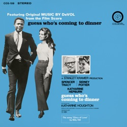 Frank DeVol - Guess Who's Coming to Dinner (Original Motion Picture Soundtrack) (1968)