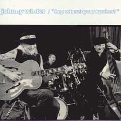 Johnny Winter - Hey, Where's Your Brother? (1992)