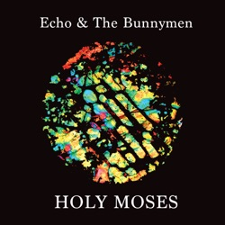 Echo & The Bunnymen - Holy Moses - Single (2014)