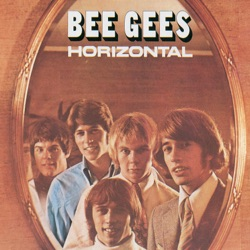 Bee Gees - Horizontal (1968)