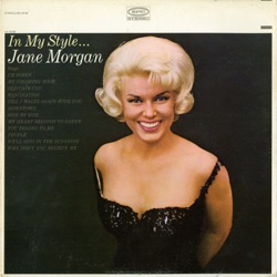 Jane Morgan - In My Style (1965)