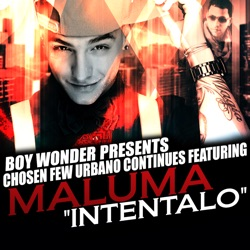 Maluma - Intentalo - Single (2014)