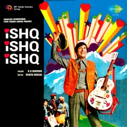 R.D. Burman - Ishq Ishq Ishq (Original Motion Picture Soundtrack) (1974)