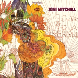 Joni Mitchell - Joni Mitchell (Song to a Seagull) (1968)