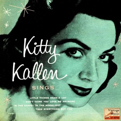 Kitty Kallen - Little Things - EP (1954)