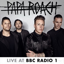 Papa Roach - Live at BBC Radio 1 - EP (2017)