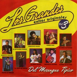 Various Artists - Los Grandes Exitos del Merengue Tipico Vol. 3 (1980)