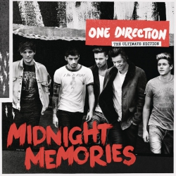 One direction - Midnight Memories (2013)