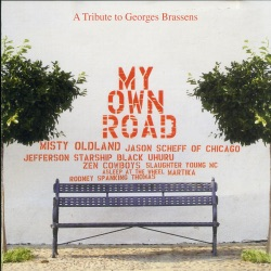 Various Artists - My Own Road (A Tribute to Georges Brassens) (2017)