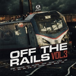Various Artists - Off the Rails Volume 3 (2018)