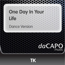 TK - One Day In Your Life (Dance Version) - Single (1994)
