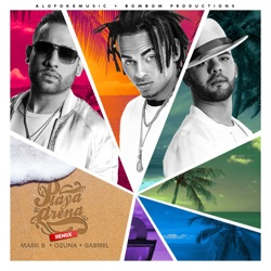 Playa y Arena (Remix) [feat. Gabriel & Ozuna] - Single - Mark B (2016)