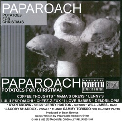 Papa Roach - Potatoes for Christmas - EP (2003)