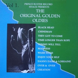 Prince Buster - Prince Buster Record Shack Presents: The Original Golden Oldies, Vol. 1 (1967)