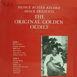 Various Artists - Prince Buster Record Shack Presents: The Original Golden Oldies, Vol. 2 (1970)