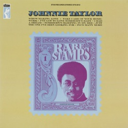 Johnnie Taylor - Rare Stamps (1969)