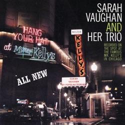 Sarah Vaughan - Sarah Vaughan At Mister Kelly's (Live / Expanded Edition) (1957)