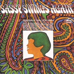 Sarah Vaughan - Sassy Swings Again (1967)
