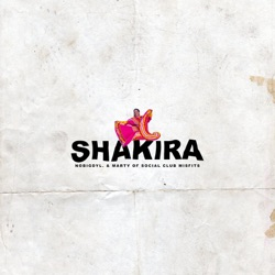 Shakira (feat. Marty) - Single - nobigdyl. (2017)