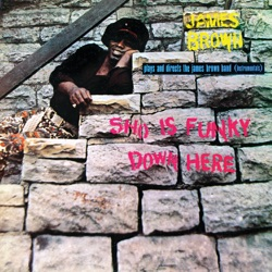 James Brown - Sho Is Funky Down Here - EP (1971)