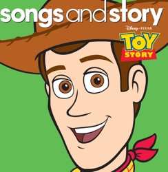 Various Artists - Songs and Story: Toy Story - EP (2009)