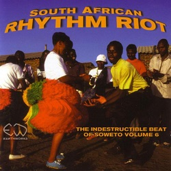 Various Artists - South African Rhythm Riot (1999)