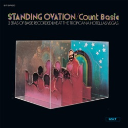 Count Basie - Standing Ovation (Live) (1969)