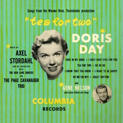 Doris Day - Tea For Two (with Gene Nelson, Axel Stordahl and His Orchestra & the Page Cavanaugh Trio) (1950)