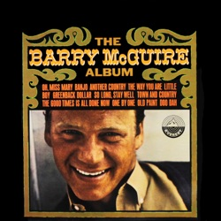Barry McGuire - The Barry Mcguire Album (1963)