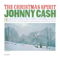 Johnny Cash - The Christmas Spirit (2014)