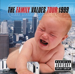 Various Artists - The Family Values Tour 1999 (2000)