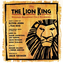 Various Artists - The Lion King (Original Broadway Cast Recording) (1997)